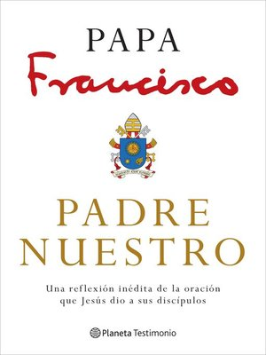 cover image of Padre Nuestro