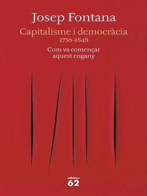 cover image of Capitalisme i democràcia