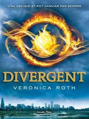 cover image of Divergent (Catalan edition)
