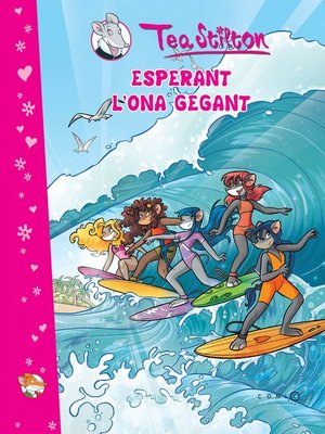 cover image of Esperant l'ona gegant