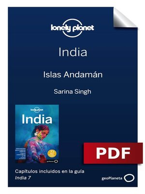 cover image of India 7_25. Islas Andamán