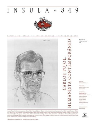 cover image of Carlos Pujol, humanista contemporáneo