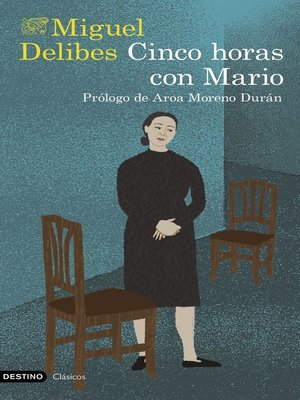 cover image of Cinco horas con Mario