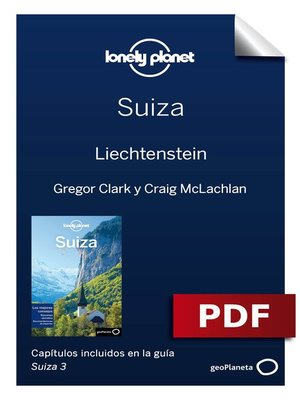 cover image of Suiza 3_14. Liechtenstein