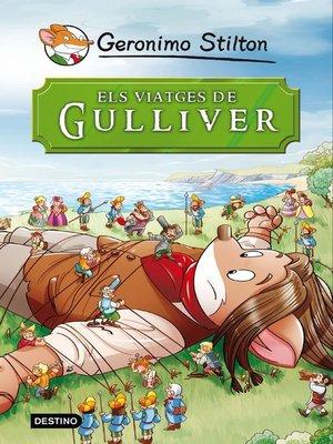 cover image of Els viatges de Gulliver
