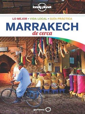 cover image of Marrakech de cerca 4