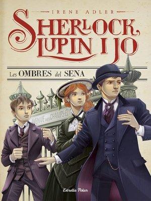 cover image of Les ombres del Sena