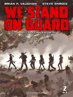 cover image of We Stand on Guard nº 02/06