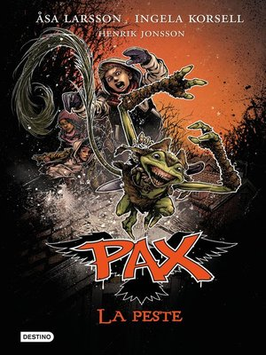 cover image of Pax. La peste