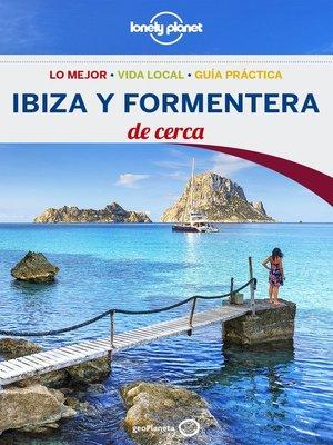 cover image of Ibiza y Formentera De cerca 2