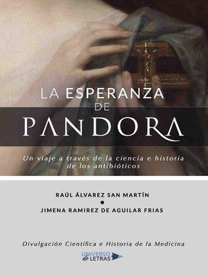 cover image of La esperanza de Pandora