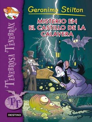 cover image of Misterio en el Castillo de la Calavera