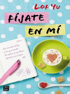 cover image of Fíjate en mí