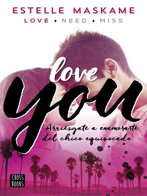 cover image of Love you