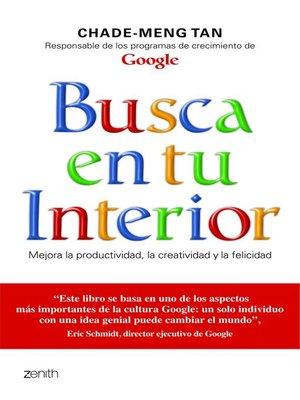 cover image of Busca en tu interior