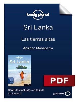 cover image of Sri Lanka 2_5. Las tierras altas