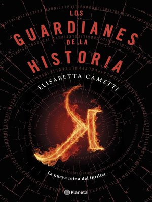 cover image of Los guardianes de la historia