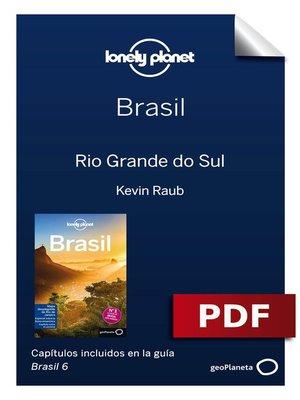 cover image of Brasil 6_8. Rio Grande do Sul