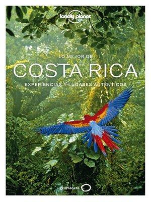 cover image of Lo mejor de Costa Rica 3