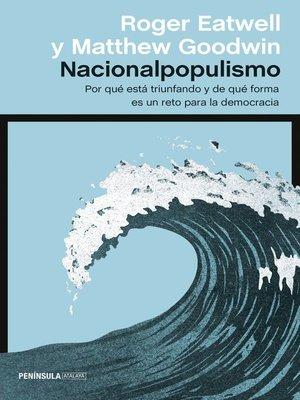 cover image of Nacionalpopulismo