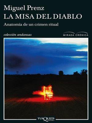 cover image of La misa del diablo