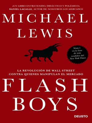 cover image of Flash Boys
