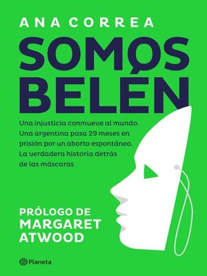 cover image of Somos Belén