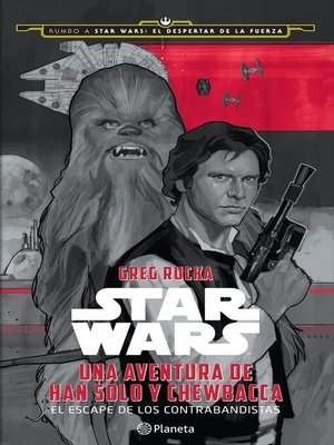 cover image of Star Wars. Una aventura de Han Solo y Chewbacca