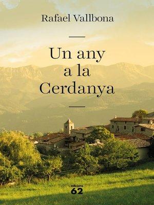 cover image of Un any a la Cerdanya