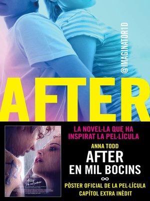 cover image of After. En mil bocins (sèrie After 2) (Edició actualitzada)