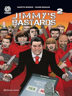 cover image of Jimmy's Bastards nº 02/02