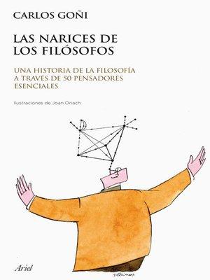 cover image of Las narices de los filósofos