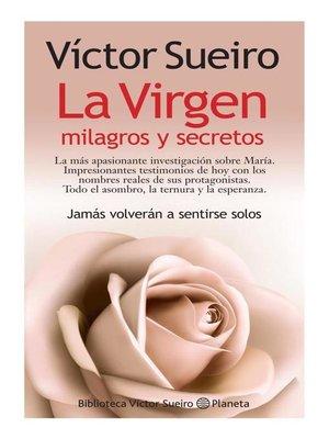 cover image of La virgen