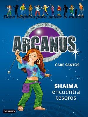cover image of Shaima encuentra tesoros