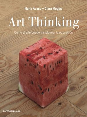 cover image of Art Thinking