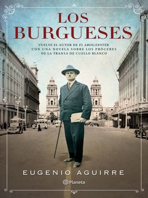 cover image of Los burgueses