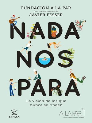 cover image of Nada nos para