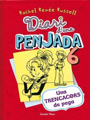 cover image of Una trencacors de pega