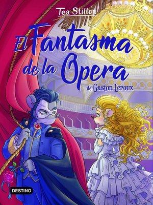 cover image of El Fantasma de la Ópera
