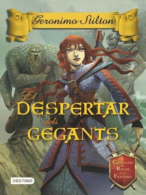cover image of El despertar dels gegants