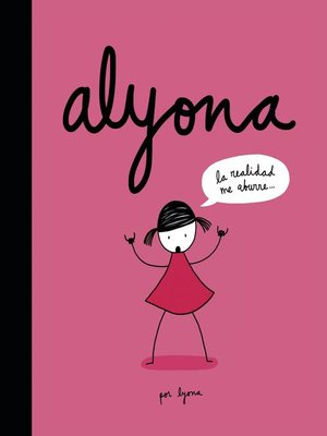 cover image of Alyona