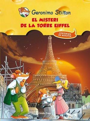 cover image of El misteri de la Torre Eiffel
