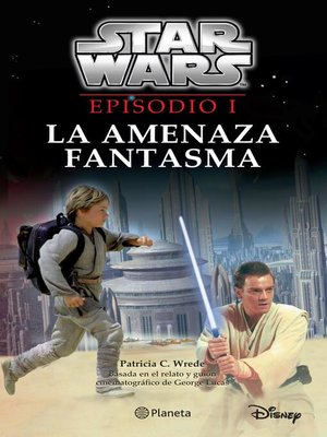 cover image of Star Wars. Episodio I. La amenaza fantasma
