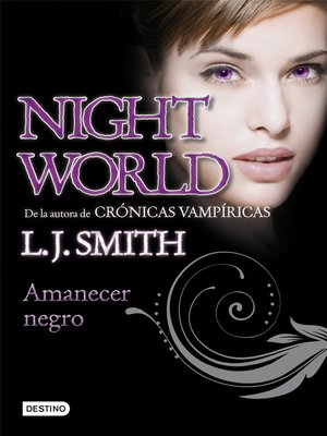cover image of Amanecer negro