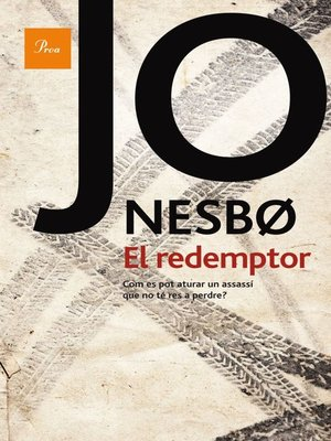 cover image of El redemptor