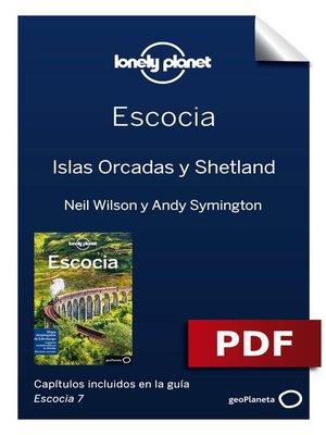 cover image of Escocia 7. Islas Orcadas y Shetland