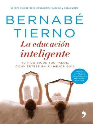 cover image of La educación inteligente