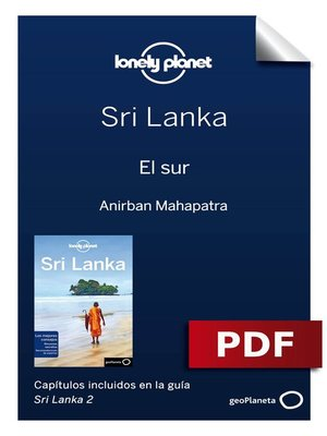 cover image of Sri Lanka 2_4. El sur