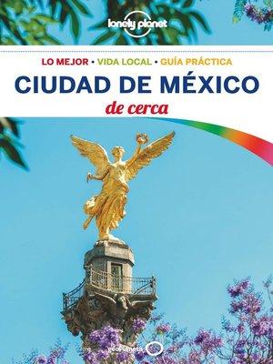 cover image of Ciudad de México De cerca 1