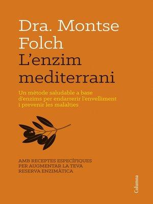 cover image of L'enzim mediterrani